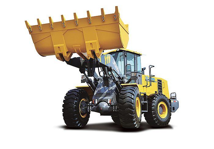 亿博网址开户LW500FV轮式装载机