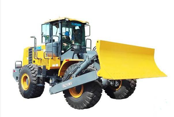 亿博网址开户DL210KV型轮式推土机