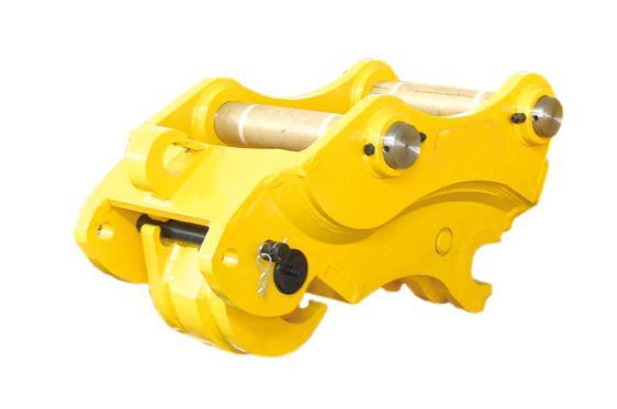 挖掘机液压快换接头(快速连接器)